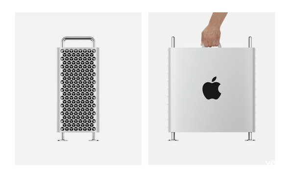 没有苹果logo的Mac Pro机箱将开启众筹