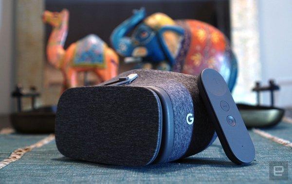 谷歌将不再销售Daydream View VR头显