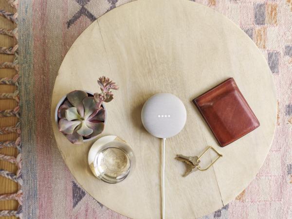 谷歌发布Nest Mini智能音箱 轻松打造全屋音响系统