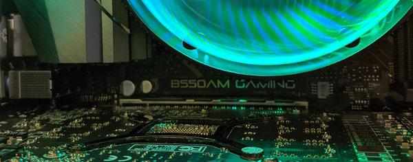 AMD B550A芯片组亮相:非B550+面向OEM市场