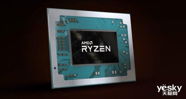 """AMD """"雷诺瓦""""移动处理器曝光:Zen 2 CPU+Navi GPU"""