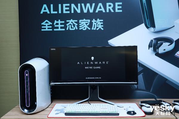 ALIENWARE发布首款54.6英寸OLED游戏显示器 售价34999元