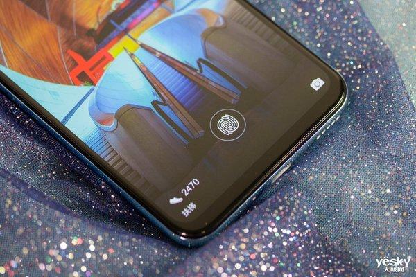 6.3英寸珍珠屏+新一代屏幕指纹 荣耀20青春版正式发布仅XXX元起
