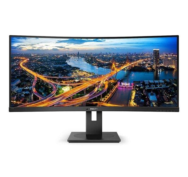 飞利浦发布100Hz带鱼屏显示器:支持USB-C