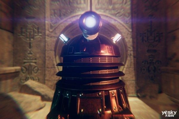 《神秘博士:时间边缘》VR游戏将于11月12发布