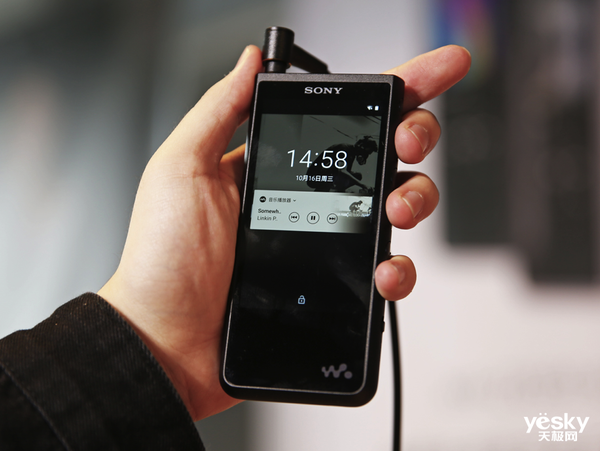 激动高品质流媒体时代 Walkman始终为喜爱音乐的人带去惊喜