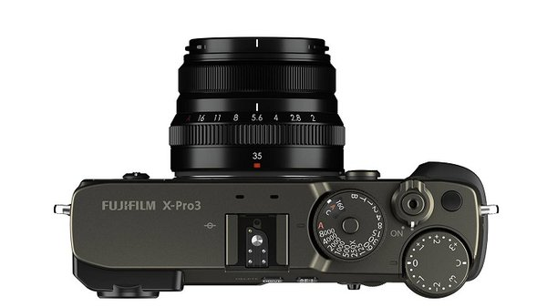 富士发布X-Pro3相机:最快秋季上市