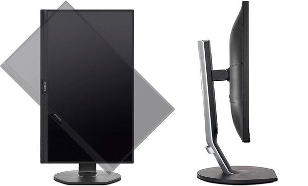 飞利浦27英寸4K显示器:内置USB-C扩展坞