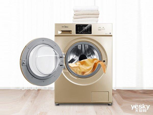 冬天还在用手洗衣?滚筒洗衣机帮你搞定脏衣服!
