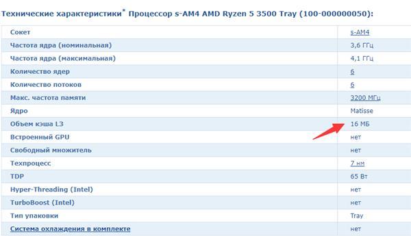 AMD锐龙5 3500曝光:仅三级缓存砍半其他不变