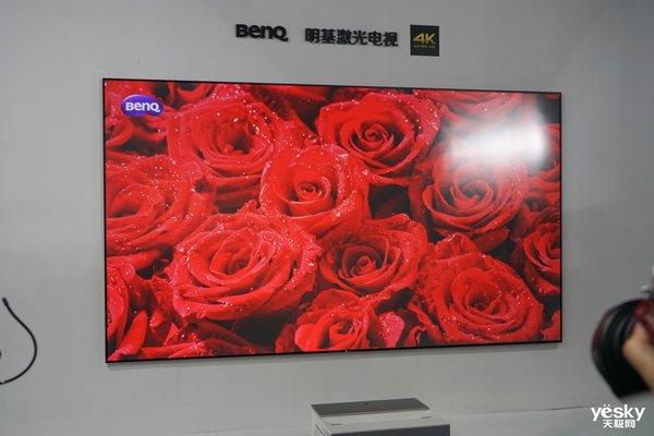 明基发布两款高端4K激光电视i960L和i965L,售价34999元起
