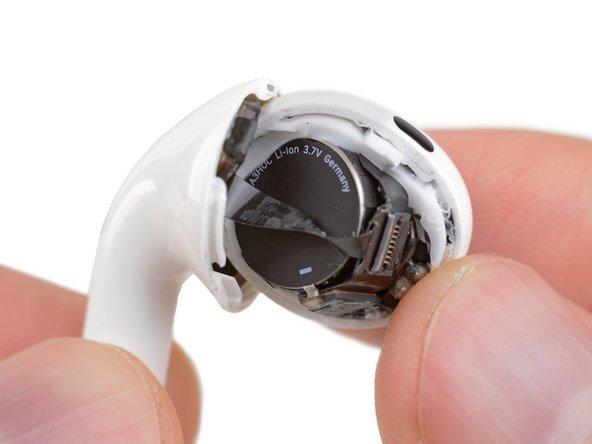 苹果AirPods Pro拆解:维修?不可能