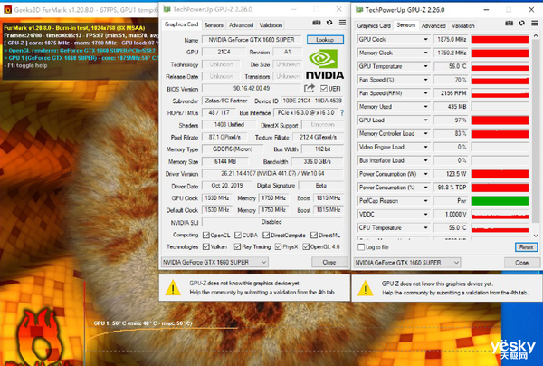 Super可能迟到,但不缺席 索泰 GTX 1660super X-GAMING OC测评