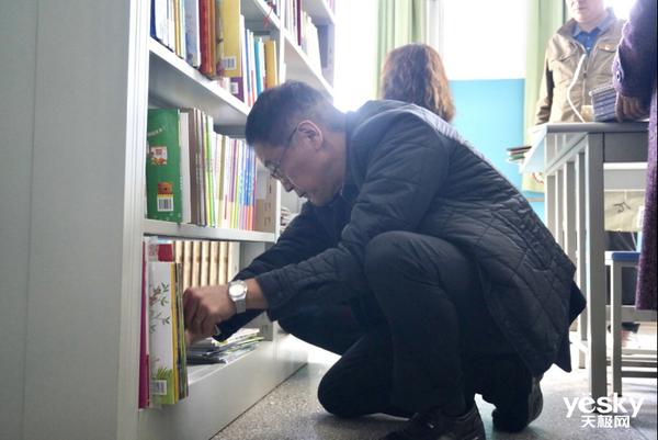 筑起梦想的桥梁,柯尼卡美能达青海援建柯学图书馆