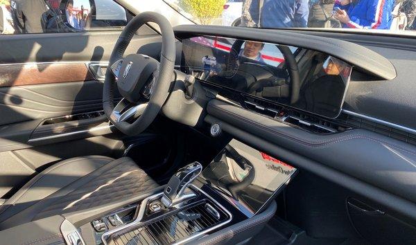 四屏联动+超L2级辅助驾驶,一汽奔腾T99正式上市,售价14.99万起