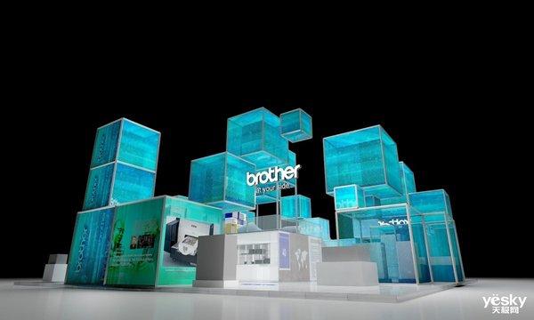 第二届中国国际进口博览会遇见崭新Brothe