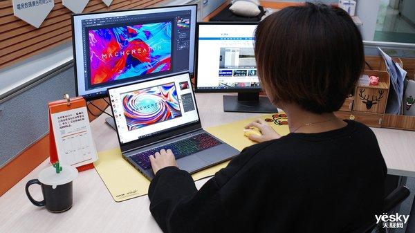 设计师深度体验告诉你:为什么要选设计师PC
