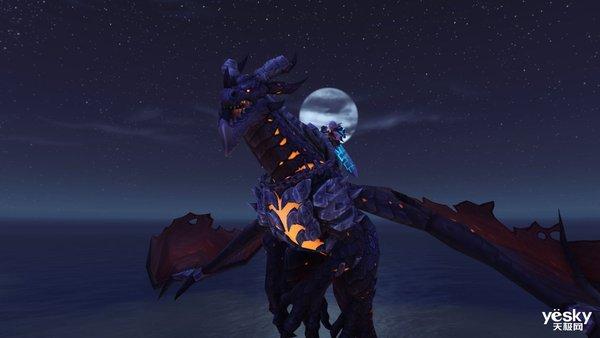"""《魔兽世界》十五周年""""死亡之翼""""坐骑攻略:半小时入手"""