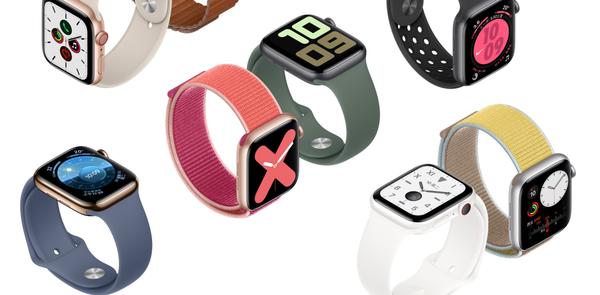 Q3季度智能手表出货量达1420万台 苹果拿下了近一半份额