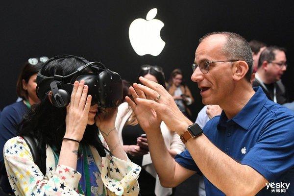 苹果AR头盔真的有戏 但可能要再等3年