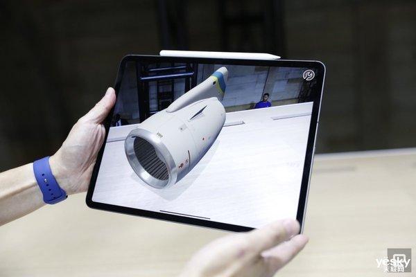 新iPad Pro或升级相机 并带来3D感应系统