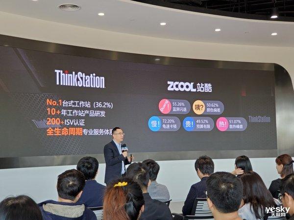 联想王立平:创意设计工作站将驱动工作站市场的普及化