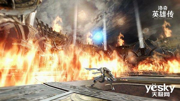 《洛奇英雄传》锻铸女神11.19降临 来自布丽吉特的试炼