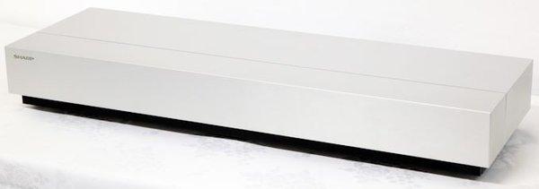 夏普携手NHK推卷屏显示器:最高4K分辨率