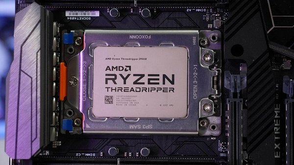 AMD承诺为sTRX4处理器插槽提供长期支持