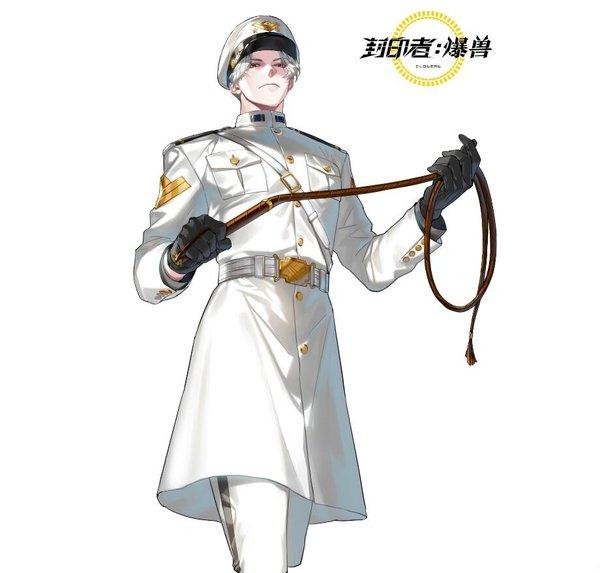 霸道军阀在线调教 《封印者》帝国守卫时装登场