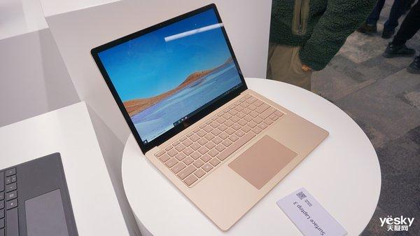 l_15英寸惊艳 微软surface laptop 3体验
