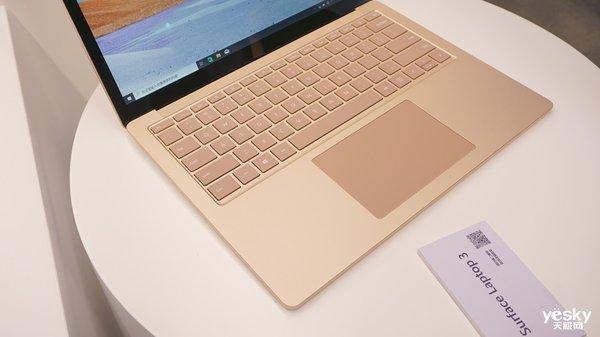15英寸惊艳 微软Surface Laptop 3体验
