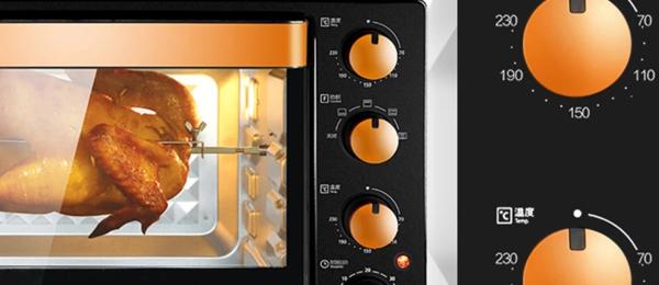电烤箱内壁油污怎么清理?