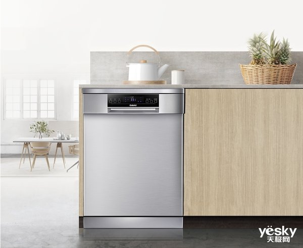 格兰仕洗碗机实力解决冬天洗碗烦恼