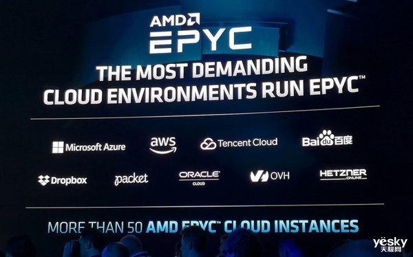 当AMD 7nm芯片进军服务器市场时 Intel只能降价对抗?