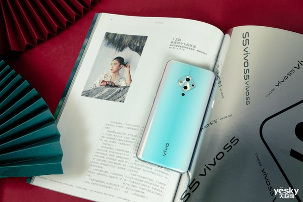 vivo S5评测:菱形创新设计+自拍实力派