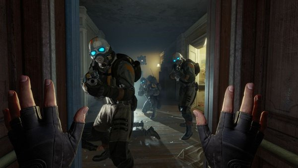 V社发布VR游戏成功带动自家头显销量