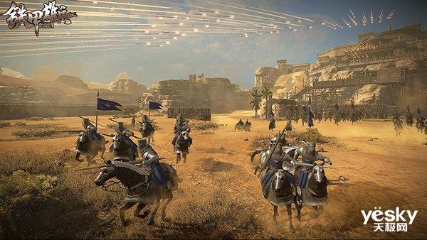 感受战争世界的洗礼 《铁甲雄兵》steam今日首测