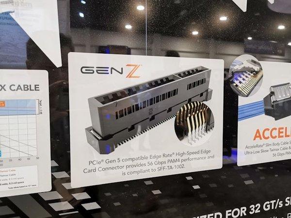 256GB的Gen-Z内存模组亮相SC2019