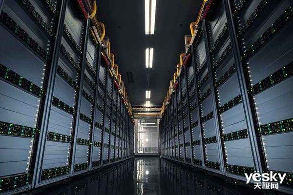 投入24.4亿元 阿里巴巴拟与数据港建立数据中心
