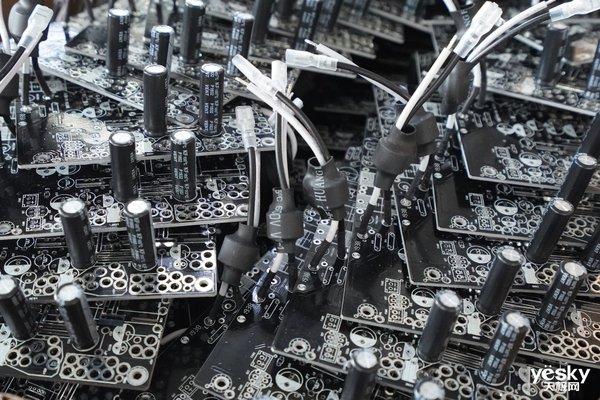 鑫谷工厂开放日探秘:高品质电源是如何生产的