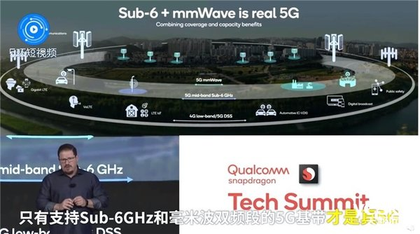 虽然慢了一步,高通旗舰5G芯片还是来了!这一点世界领先
