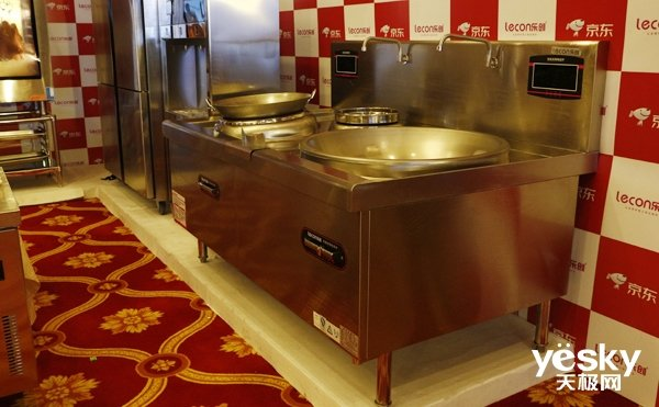 商用厨房电器产业迎来拐点 看京东联手头部品牌如何破局