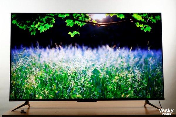 4K电视不值得买?夏普70D6UA电视评测给