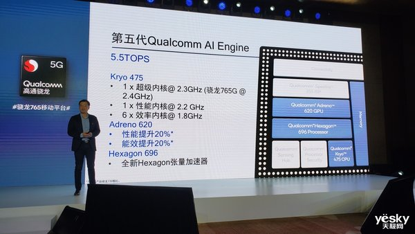 5G齐发力 骁龙三款最新移动平台亮相国内