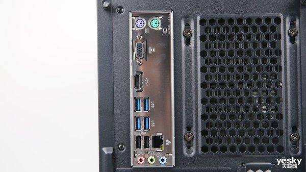 机械师全塔式水冷电竞主机F117-V评测:强悍可靠的游戏伙伴