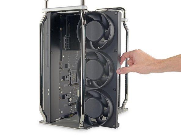 Mac Pro拆解:给苹果点赞 可修复性接近满分