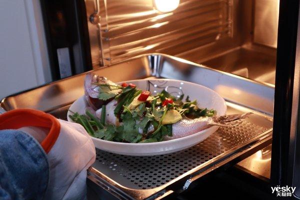 """""""蒸""""的生活才健康 惠而浦W7系列嵌入式蒸烤箱试用体验"""