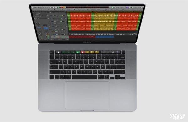 苹果16英寸MacBook Pro深空灰开箱视频