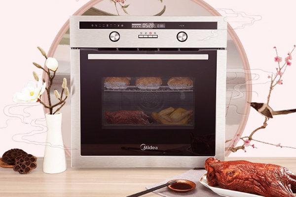 极客美食:香酥可口―电烤箱版圣诞烤鸡